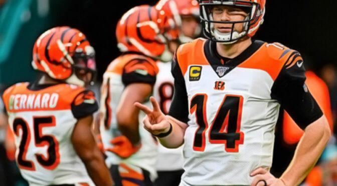 Cincinnati Bengals Season Win Total