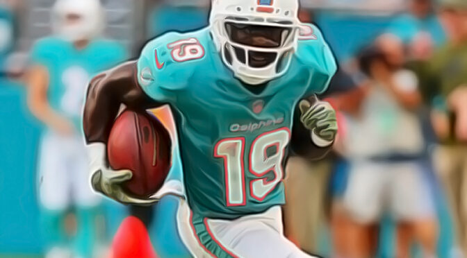 Dolphins the pick in early Week 1 betting