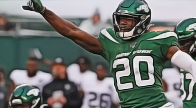 New York Jets 2020 Season Win Total