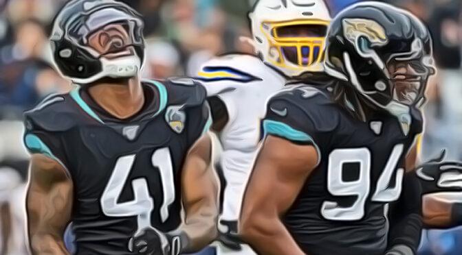 Jacksonville Jaguars 2020 Season Win Total