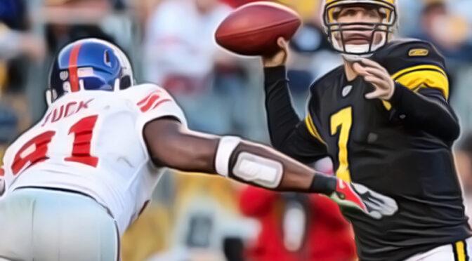 Pittsburgh Steelers Vs NY Giants – NFL Week 1