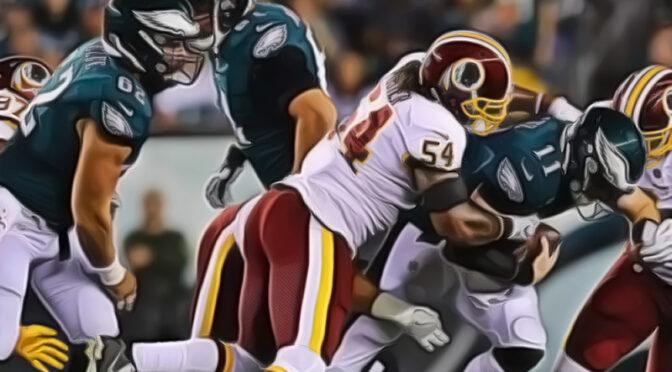 Philadelphia Eagles Vs Washington ??? – NFL Week 1