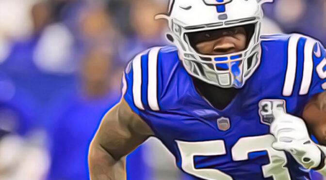 Indianapolis Colts Vs Jacksonville Jaguars – NFL Week 1