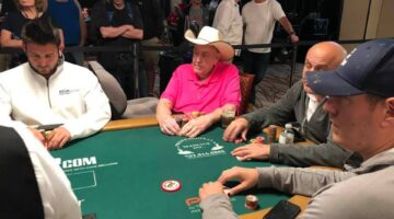 Doyle Brunson poker