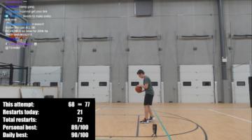 Mike McDonald basketball bet