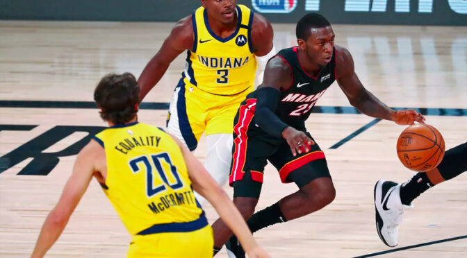 Miami Heat Vs Indiana Pacers – NBA Playoff Betting Monday, August 24th