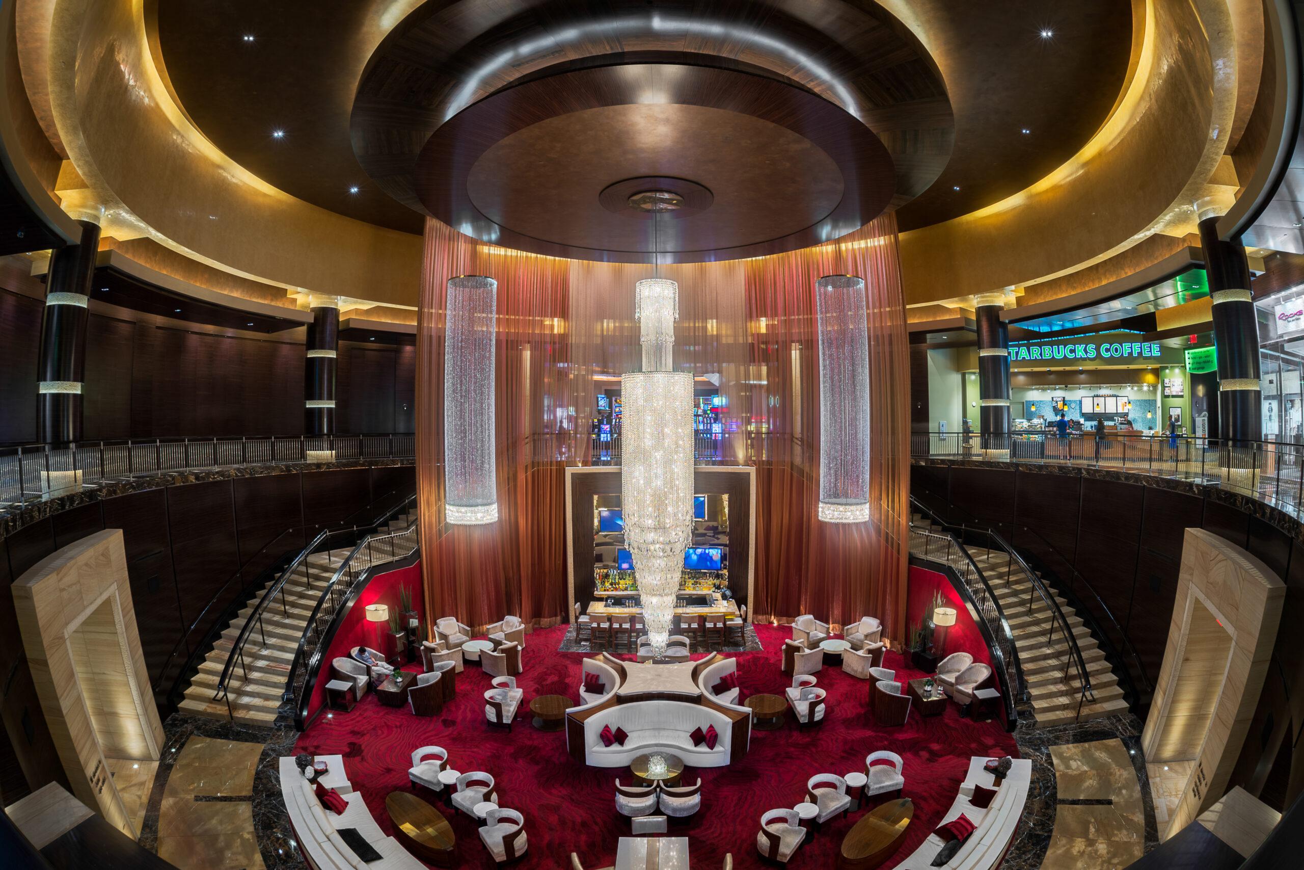 Red Rock poker room