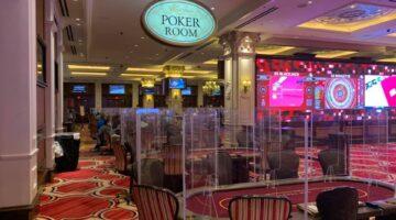 Venetian Las Vegas poker