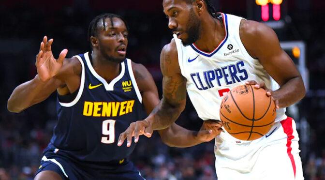 LA Clippers Vs Denver Nuggets NBA Betting Breakdown – Game 1