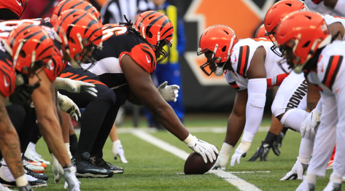 Cleveland Browns Vs Cincinnati Bengals Betting Breakdown