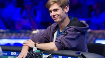 Fedor Holz WSOP poker