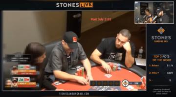 Mike Postle poker hands