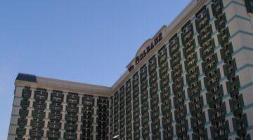 Orleans poker room Vegas