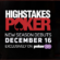 Poker on TV: Holiday season bringing some of the best content of 2020