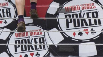2021 WSOP poker