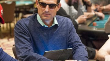 Is Brandon Adams the world's most successful gambler?