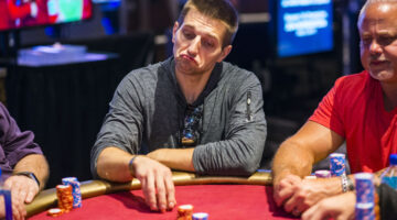 Tony Dunst adds a WSOP Circuit Ring to his poker resume