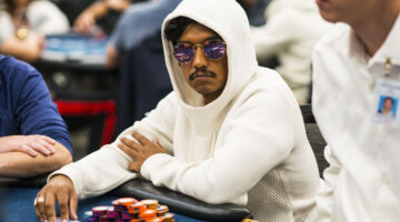 Upeshka De Silva disqualified from WSOP Main Event due to positive COVID test