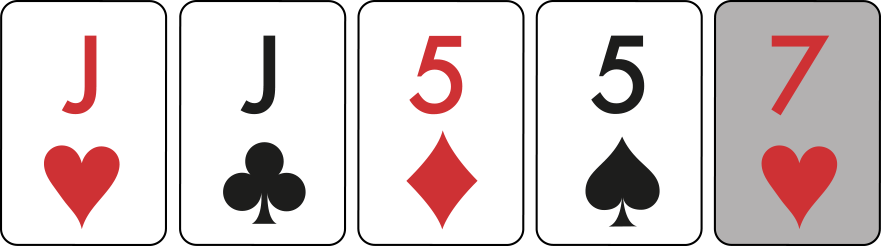 Two Pair example