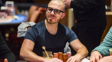 Dan smith poker charity