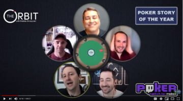 What was the biggest online poker story of 2020? Roundtable panel discusses on The Orbit