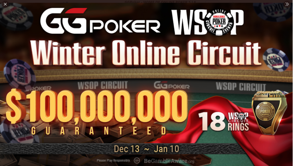 WSOP Winter Circuit smashes guarantees in first two events