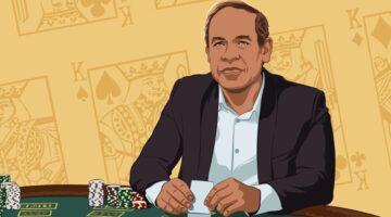 Isai Scheinberg poker