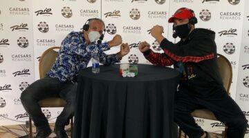 Damian Salas WSOP poker