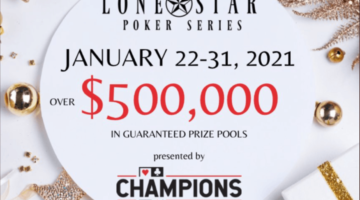 How to play the Lone Star Poker Series at Champions Social