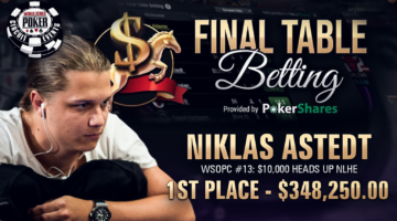 Best online player in the world? Niklas Astedt makes his case