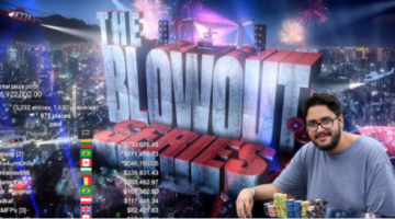Was the PokerStars Blowout Series a success?