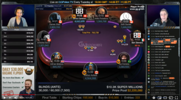Did Darren Elias topple the toughest final table ever at this week's Super MILLION$?