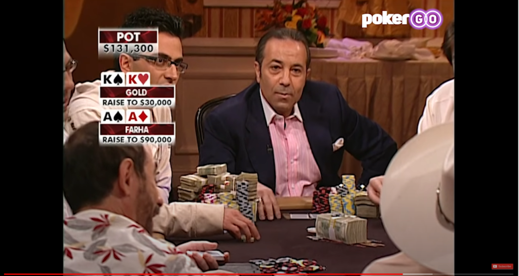 Was Sammy Farha the most entertaining player in High Stakes Poker history?