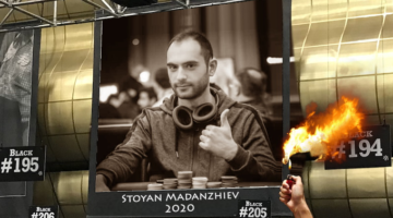 Stoyan Madanzhiev Damian Salas