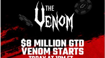 The $8 Million Guaranteed Venom: Day 1A and 1B recap