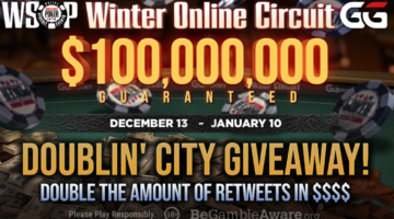 GGPoker WSOP Winter Online Circuit Series hits the home stretch