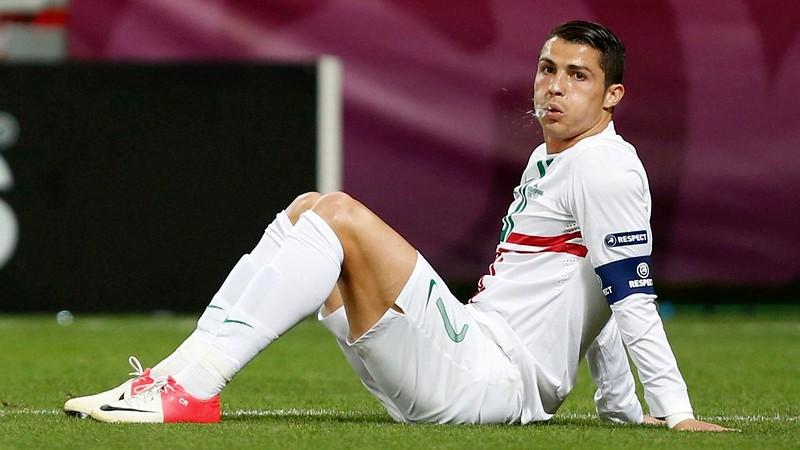 Cristiano Ronaldo poker