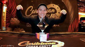 Daniel Dvoress poker partypoker