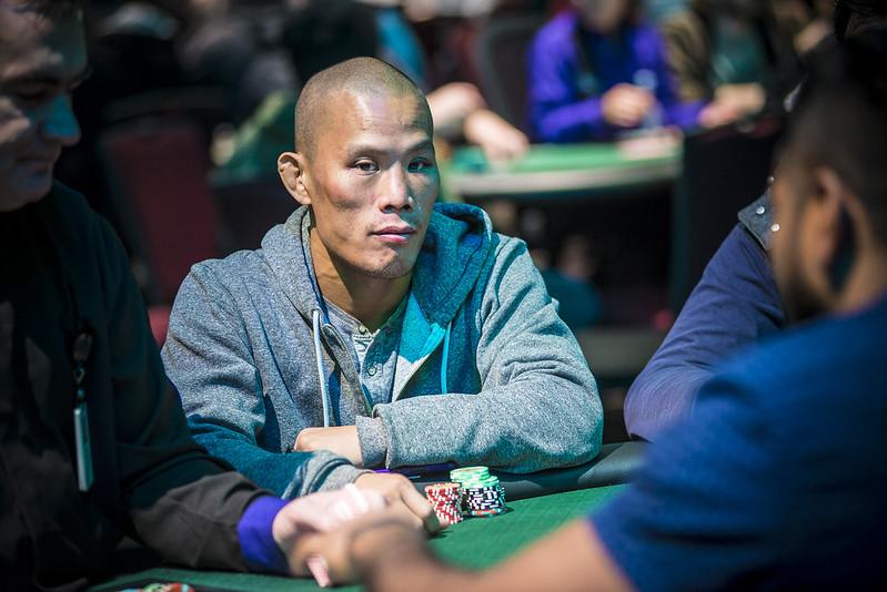 Terrence Chan poker