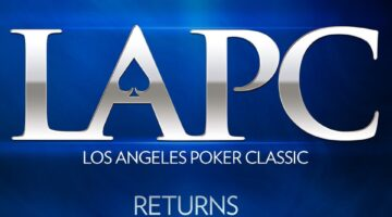 2021 la poker classic