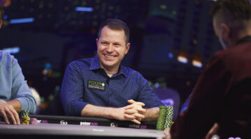 How to enter Jonathan Little's Poker After Dark seat giveaway