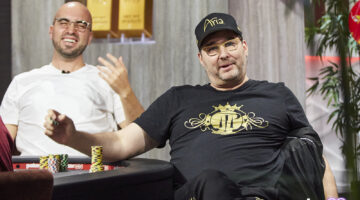 Did Phil Hellmuth redeem himself on High Stakes Poker?