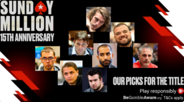 How to play the PokerStars Sunday Million 15th Anniversary special event
