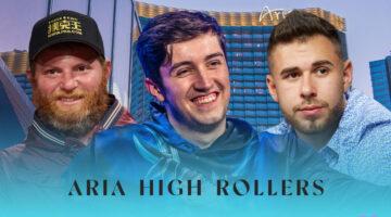 Ali Imsirovic posts back-to-back Aria High Rollers wins