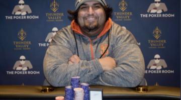 "Northern California poker community morns the loss of David ""Beast"" Valdez"