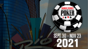 It's official: A live WSOP will run in 2021