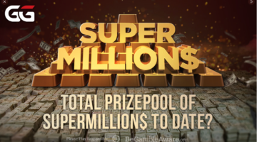 GGPoker pumps up the prize pool for Super MILLION$ one-year anniversary