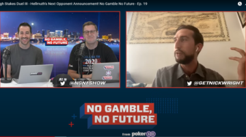 Nick Wright announced as Phil Hellmuth's next High Stakes Duel opponent