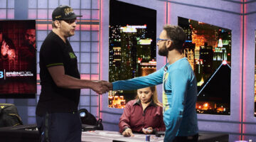 Phil Hellmuth completes 3-0 sweep of Daniel Negreanu on High Stakes Duel II