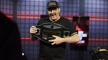 Who's next on deck to challenge for Phil Hellmuth's High Stakes Duel title?